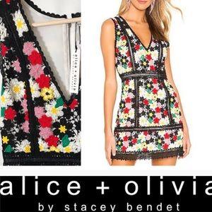 Alice + Olivia Zula Floral